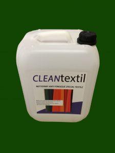 CLEANTextil nettoyant yourte