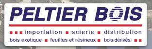 Logo de la société Peltier Bois