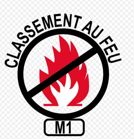 Logo classement au feu