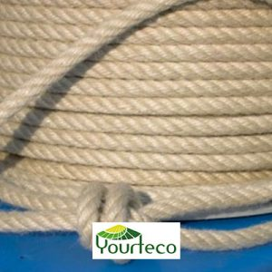 Cordage imitation chanvre boutique Yourteco