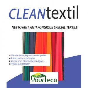 Nettoyant textile yourte CLEANtextil boutique Yourteco