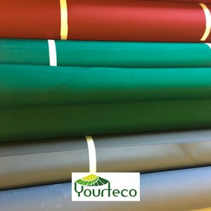 Tissu d'ameublement 100% coton pour yourte Yourteco