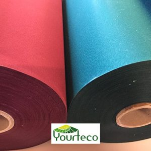 Tissu pour ameublement de yourte en coton et acrylique Yourteco
