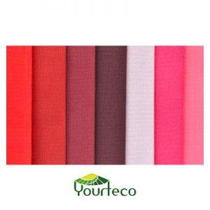Toile textile PVC mat pour yourte boutique Yourteco